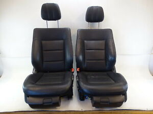 15 Mercedes W463 G550 G63 Seats Front Black