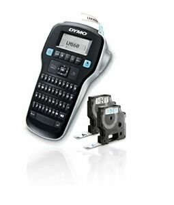Dymo Label Maker With 2 D1 Dymo Label Tapes Labelmanager 160 Portable Qwerty