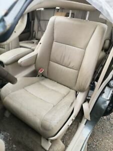 Driver Front Seat Bucket Leather Electric Fits 98 02 Land Cruiser 217401