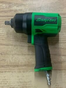 Snap on Tools Pt850g 1 2 Drive Air Impact Wrench