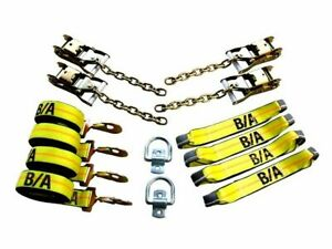 Ba Products 38 200d 8 Pt Rollback Tie Down For Flatbed Tow Truck