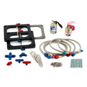 Nos Nitrous Oxide Injection System Kit 02023nos 250 Hp Wet