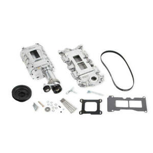 Weiand Supercharger 6508 1 142 For Chevy 262 400 Sbc