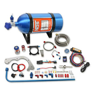 Nos Nitrous Oxide Injection System Kit 02125nos 150 Hp Wet For Ford 5 0l Coyote