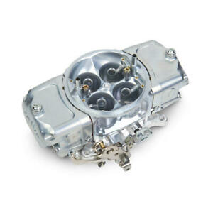 Demon Carburetor Mad 750 B2 750 Cfm 4 Barrel No Choke Shiny