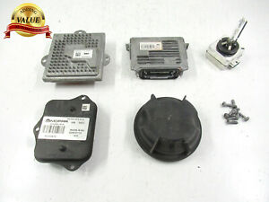 Oem 2014 2016 Jeep Grand Cherokee Hid Xenon Headlight Parts Kit left driver