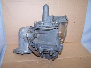 49 53 Ac Fuel Pump 8ba 5592316 With Stand