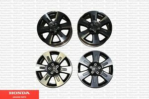 Genuine Honda Oem 18 Rtl Take off Wheels Rims set Of 4 2017 2019 Ridgeline