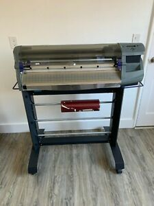 Gerber Envision 750 Vinyl Plotter Cutter With Stand