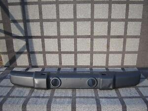 Jeep Wrangler Front Bumper Oem 2008 2009 2010 Used