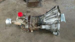 Manual Transmission 5 Speed 2wd Gasoline Fits 85 86 Cherokee 137751