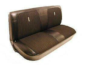 Ford F150 F250 Ranger Pickup Cloth Seat Upholstery For Front Bench 1967 1972