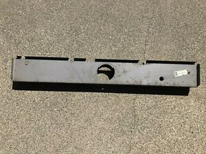 Nos Vw Bus 1955 1967 Rear Center Crossmember Split Window Volkswagen Bus German