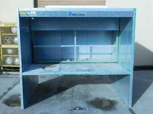 Binks Sames Sb20 Paint Spray Booth T150871