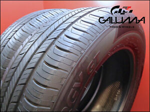 2 Two Tires Excellent Hankook Tires 235 60 18 Kinergy Gt 103h Honda Toyota 50590