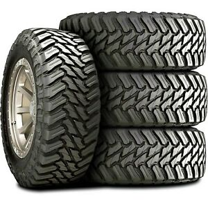4 New Atturo Trail Blade M T 255 55r19 111q Xl Mt Mud Tires