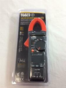 New Klein Tools Cl380 400a Amp Ac dc Auto Ranging Digital Clamp Meter