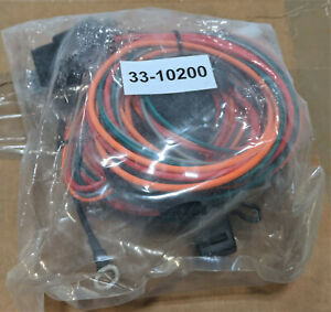 C r Dual Electric Fan Wiring Harnesses With A c Wiring Harness