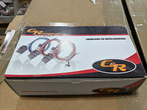 C r Dual Electric Fan Wiring Harness With A c Wiring Harness Triple Relay Box