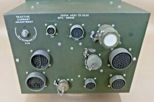 Military Generator Mep005a Mep104a Special Relay Switch Assembly 30554 72 2232