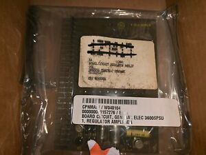 General Electric Ic3600spsu1a Circuit Board New