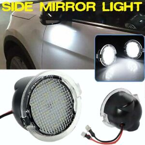 For Ford F150 Expedition high Power White Led Side Mirror Lamp Puddle Light