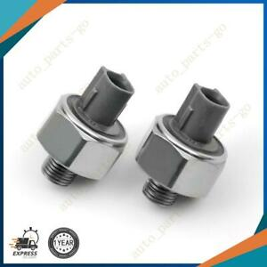 2pcs Oem Knock Sensors 89615 12090 For Toyota Tacoma Lexus Avalon Camry