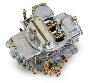 Holley Fr 3310s Holley 0 3310s 750cfm Vacuum Secondary Carb Factory Refurbish