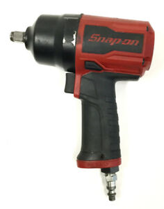 Snap On Tools Pt850 1 2 Impact Wrench Pneumatic