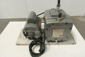 Vactorr 150 S 2440 Vacuum Pump Tested At 28 In Hg T141000