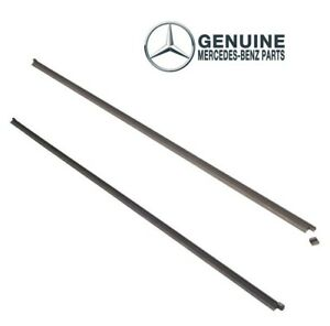 Genuine Pair Set Of Left Right Windshield Wiper Blade Refill For Mercedes W140
