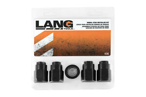 Wheel Stud Installer Kit Lang 938 Made In Usa 7 16 1 2 12mm Studs