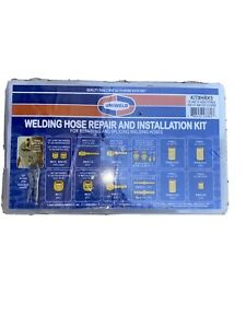 Uniweld Kit hrk5 Welding Hose Repair And Installation Kit