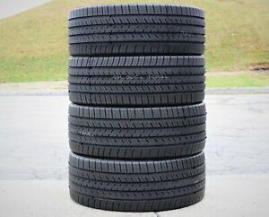 4 Atlas Tire Force Uhp A S 255 30r26 100w High Performance All Season Tires