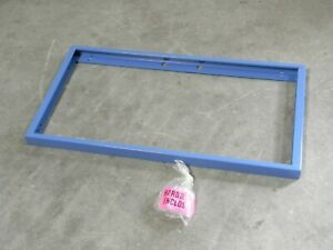 Lista Frame Base For Hs Series Cabinets 40 1 4 W X 21 1 4 D X 2 H Hs 2fb