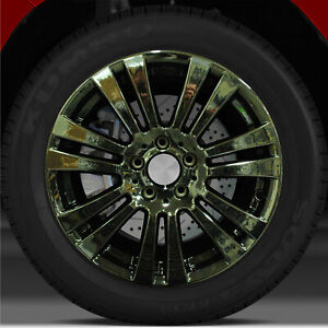 17x7 5 Factory Wheel Pvd Dark For 2012 Mercedes C Class European Version