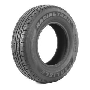 Carlisle Radial Trail Hd St 235 85r16 Load F 12 Ply Trailer Tire