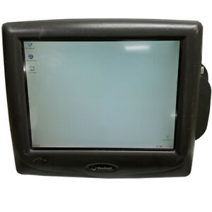 Radiant Systems P1520 Point of sale Pos Terminal Lcd Screen With Cc Reader