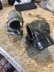 Ford Flat Head V8 Distributor Circa 30 s 40 s Pair Parts 31628 Model A T Rat Rod