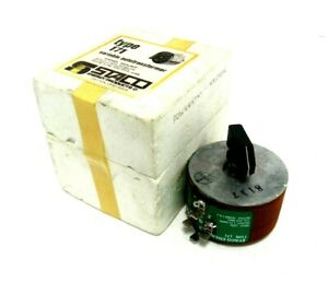 New Staco Type 171 Variable Autotransformer
