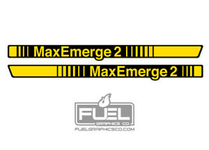 John Deere Maxemerge 2 Planter Decal Set For 7200 7300 1760 And 1780 Models