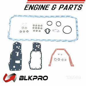 Lower Engine Gasket Set For Cummins Isbe6 7l 4089173
