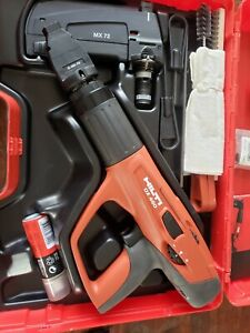 Hilti Dx 460 With X 460 f8 And Mx 72 Powder Actuated Tool Kit