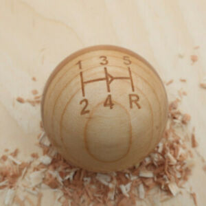 Wood Shift Knob For Porsche 911 912