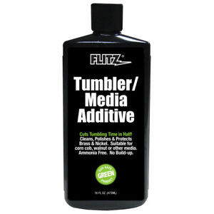 FLITZ TA 04806 TumblerMedia Additive - 16 oz. Bottle $30.62