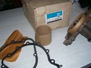12309445 77 78 79 New Gm Nos Water Pump 301 Engine