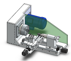 Cnc Lathe Plans 6 Inch Chuck Uses Mach3 Easy To Build