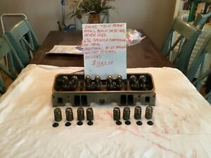 Never Used Chevrolet Vortec Cylinder Head Engine Tech Reman