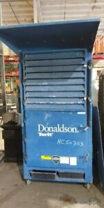 Donaldson Torit Dws4 Downflo Workstation Dust Collector Booth Power Module 5hp