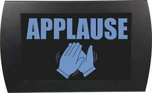 American Recorder applause Led Lighted Sign